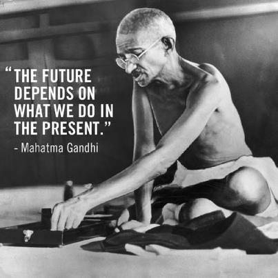 gandhi-future-present