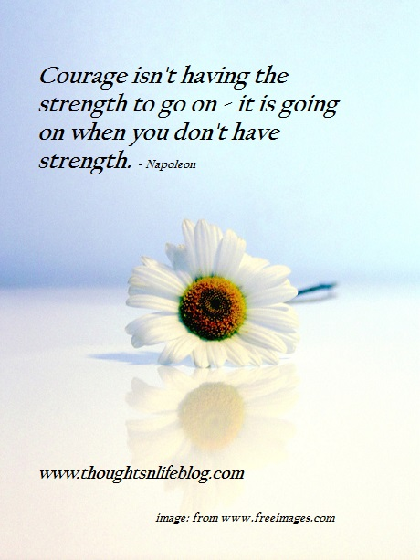 courage -napolean-thoughtsnlifeblog