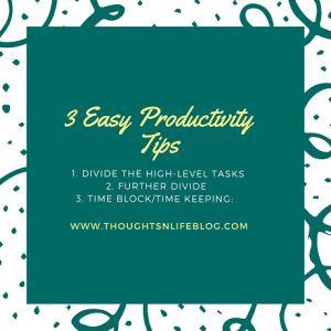 instagram 3 Easy Productivity Tips
