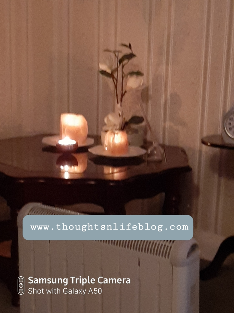 How to Create A Meditation Space/Nook In Your Home www.thoughtsnlifeblog.com