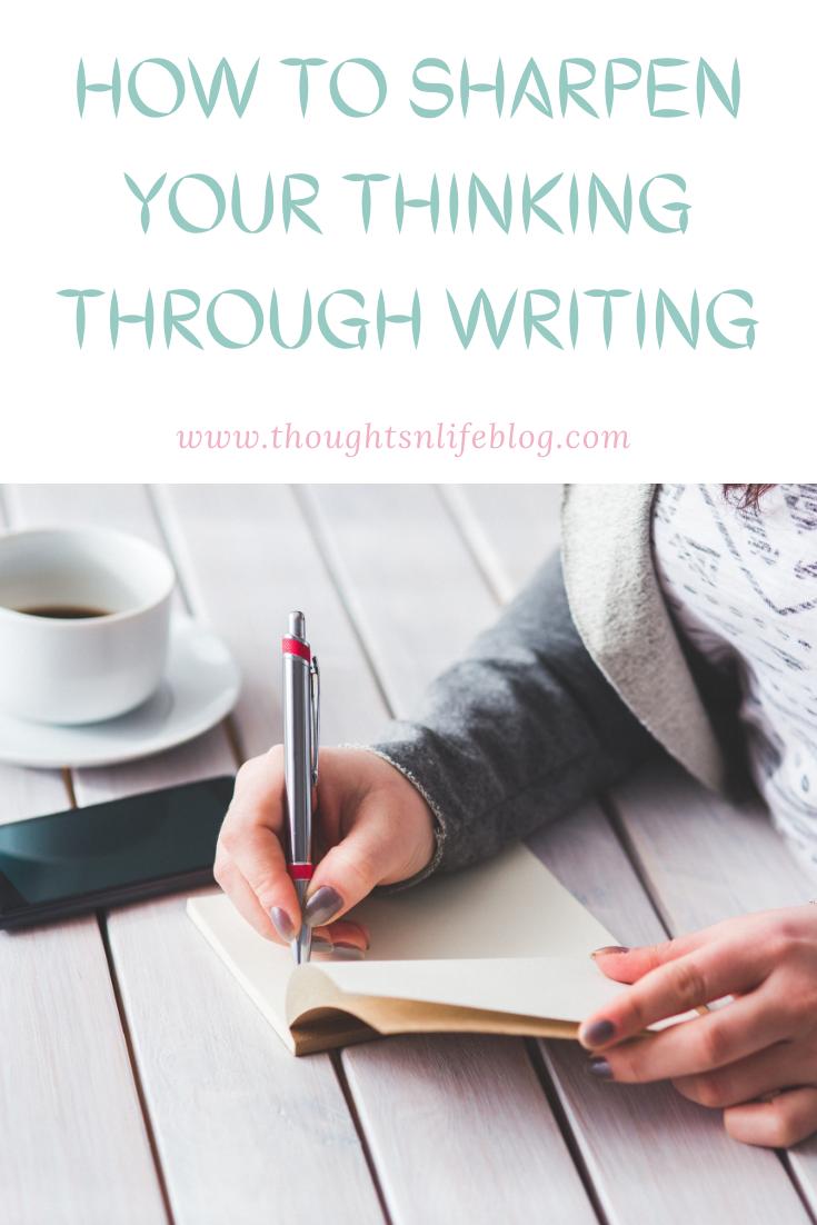 Sharpen your thinking by Tim Feriss