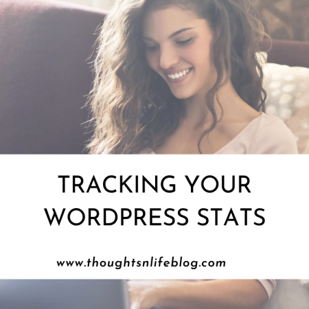 Tracking your wordpress stats