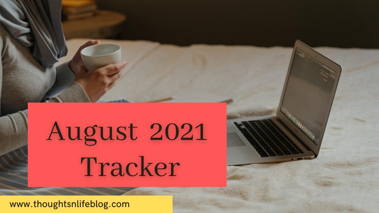 Aug 2021 Tracker