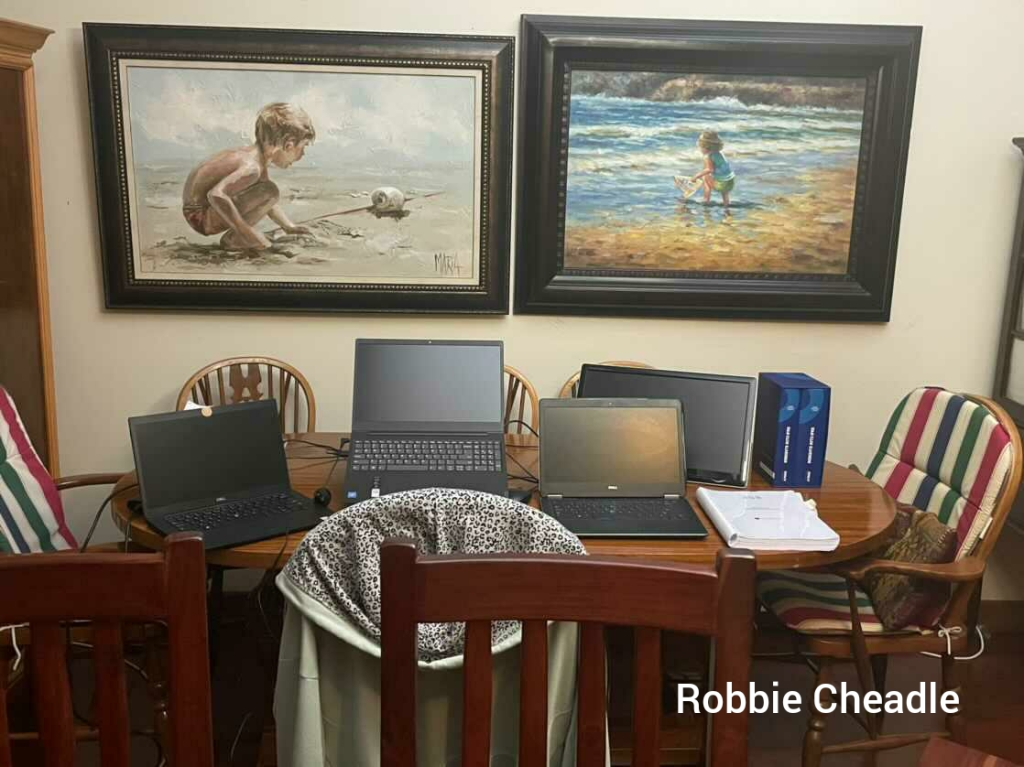 Robbie Cheadle Writing Space